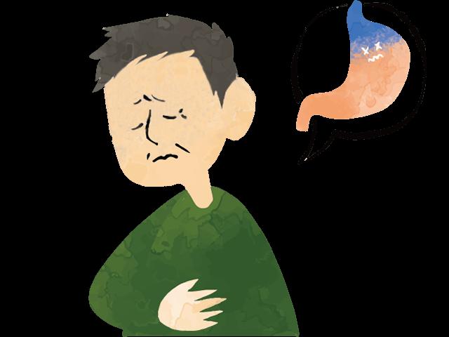 逆流 性 食道 炎 痛み